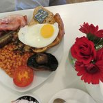 The Full Cornish Breakfast