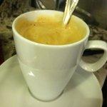 Product of the Nespresso machine