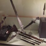 Viking weaponry