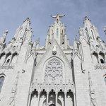 Вид на собор снизу