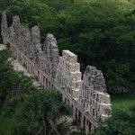 Amazing temple view