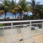 pool & beach