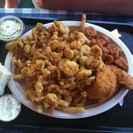 Fishermans platter