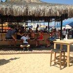 The Swing Bar at the Baja Cantina