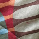 Stained Comforter