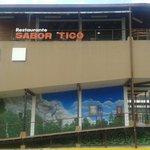 Sabor Tico en el Centro Comercial  Monteverde