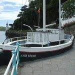 Concrete Boat