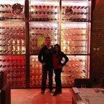 Wine cellar and restaurant