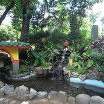 Chinese Garden, entrance