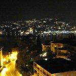 Vue sur le port de Rapallo