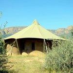 Our room at the Marataba Safari Lodge
