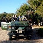 Marataba Safari Lodge - Game Drive vehicle