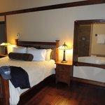 Bedroom in Cabin 22