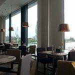 Restaurant Blaufeuer im Hotel Steigenberger