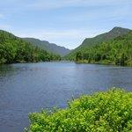 National park Jacquec Cartier
