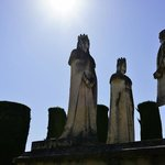 Statues of Isabella, Ferdinand and Columbus