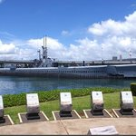 USS Bowfin Memorial Wall