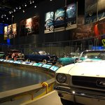 Ford Rouge Visitor Center Car Gallery