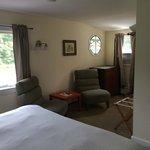 Suite—Bedroom 1, sitting area
