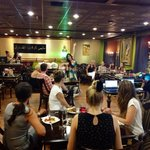 Ladies night at Kelet Csillaga Café