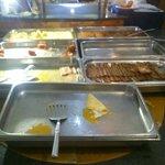 la comida mala,muy mala y escasa,camareros no aceptan críticas,y niegan la evidencia