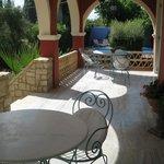 Chryssa porch