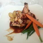Chicken Entree at Pearl French Bistro