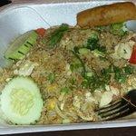 Siam Spice Fried Rice to go!