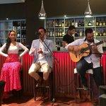 Flamenco crew