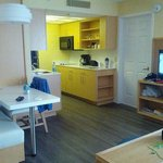 Sittingroom/kitchen