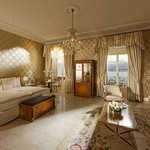 Empire Junior Suite at Grand Hotel National