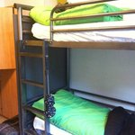 Private room bunk bed