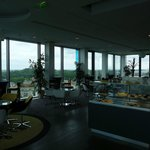Bar Cafe im Tower