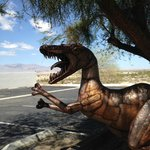interesting Anza Borrego sculptures