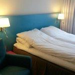 Thon Hotel Munch - уютный номер