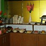 Sala del buffet
