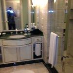 Bathroom on executive room