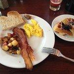 Breakfast at Crosswinds
