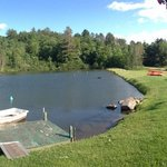 Panoramic of the lake!!!
