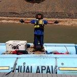 Whitewater captain Jeron