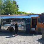 "Tacofino taco truck, a ""must see"" place to stop"