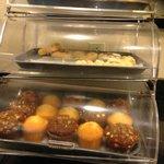 Muffins, pasties