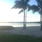 The beautiful Natadola Beach <3