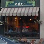 Eden Vegan Cafe streetfront