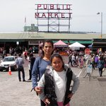 At Pike's Place Market-short walk