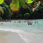 Playa Manuel Antonio at 9am