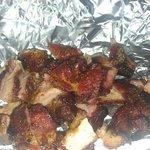 FLAVORFUL, awesome Jerk Pork