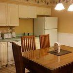 Villa 207D kitchen. Not updated yet.