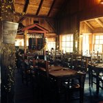 Gorgeous restaurant
