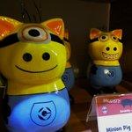 minion piggy